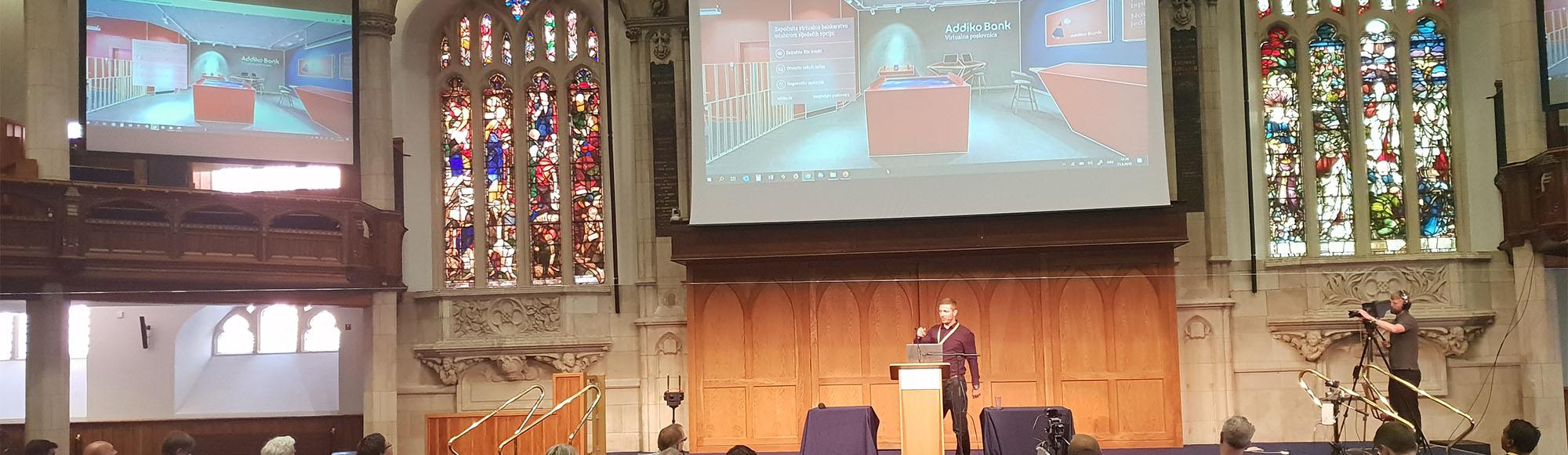 IVRPA Belfast 2019. – VR shop presentation